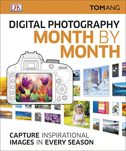 9780241238967: Digital Photography Month by Month