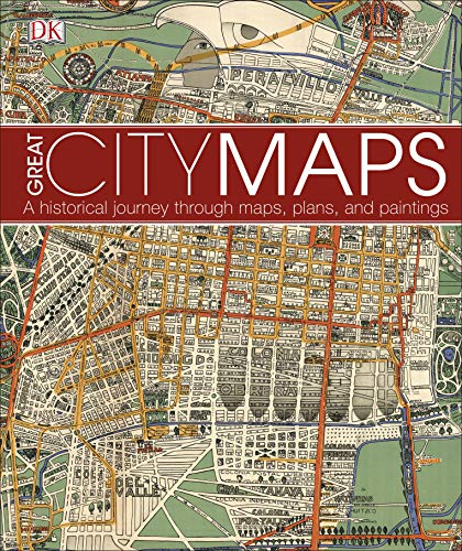 9780241238981: Great City Maps