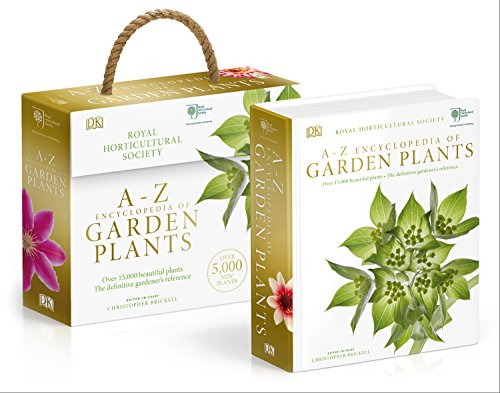 RHS A-Z Encyclopedia of Garden Plants (Hardcover): DK
