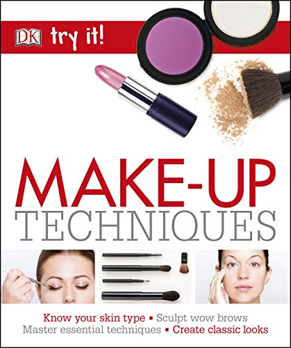 9780241240694: Try it! Make-Up Techniques