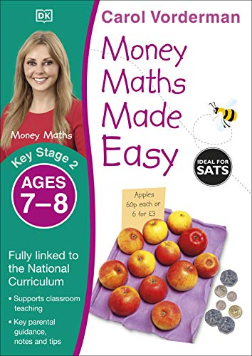 9780241241370: Money Maths Made Easy (Carol Vorderman's Maths Made Easy)