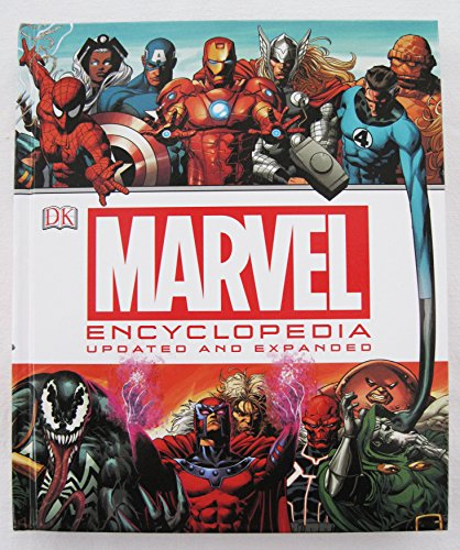 9780241243060: Marvel Encyclopedia - Updated and Expanded
