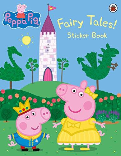 9780241245217: Peppa Pig: Fairy Tales! Sticker Book