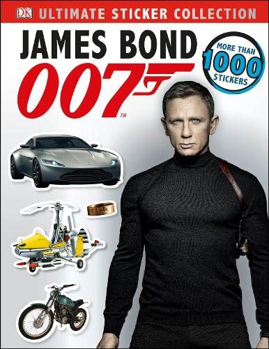 9780241245330: James Bond Ultimate Sticker Collection