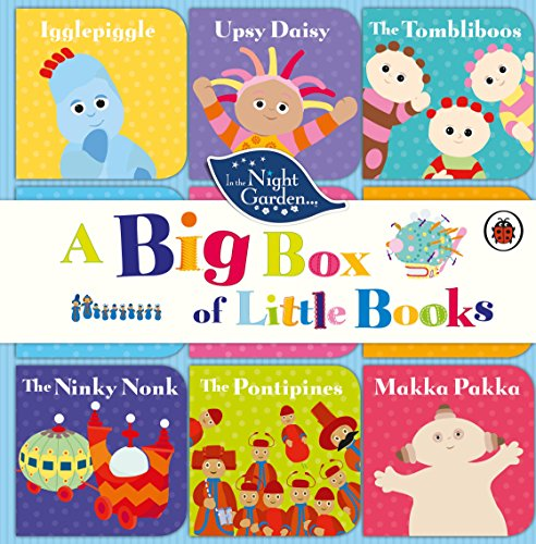 9780241246535: In the Night Garden: A Big Box of Little Books