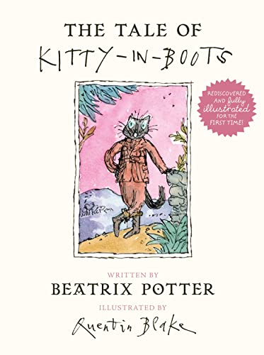 9780241247594: The Tale of Kitty-in-Boots (Peter Rabbit)