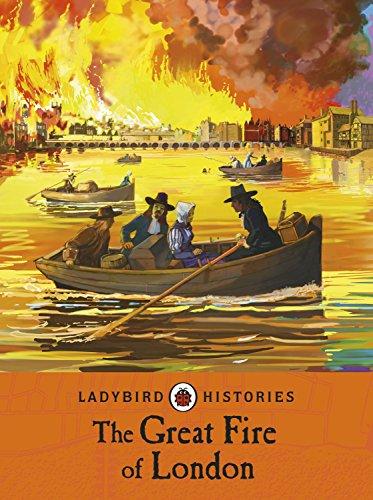 9780241248218: Ladybird Histories. The Fire Of London