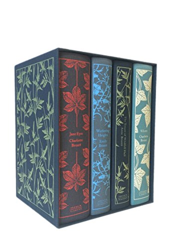 9780241248768: The Brontë Sisters Boxed Set: Jane Eyre, Wuthering Heights, The Tenant of Wildfell Hall, Villette (A Penguin Classics Hardcover)