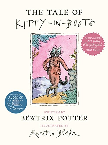 9780241249444: The Tale of Kitty-in-Boots (Peter Rabbit)