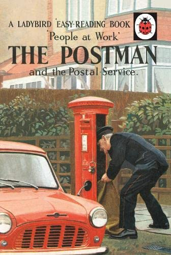 9780241249505: Ladybird People at Work: The Postman and the Postal Service