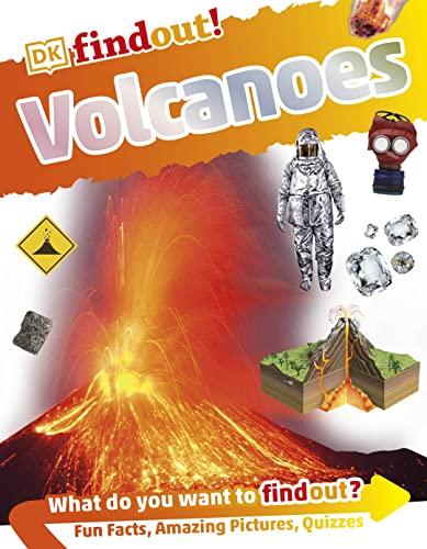 9780241250242: Volcanoes (DKfindout!)