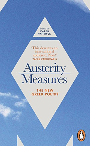 9780241250624: Austerity Measures: The New Greek Poetry