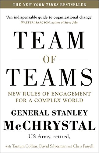 9780241250839: Team Of Teams. New Rules Of Engagement In A Complex World