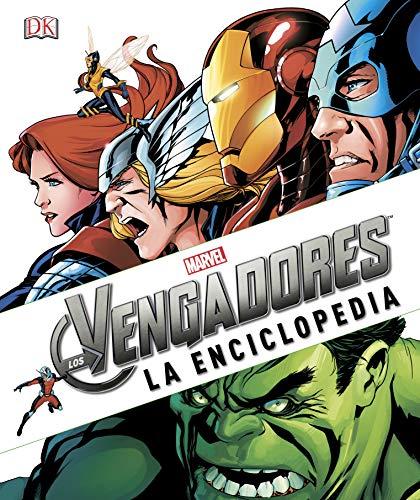 9780241252079: Los Vengadores: La enciclopedia (MARVEL)