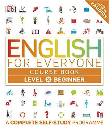 9780241252697: English for Everyone Course Book Level 2 Beginner: A Complete Self-Study Programme
