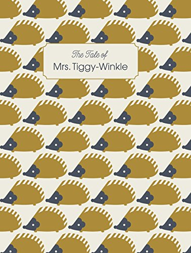 9780241252956: Peter Rabbit: The Tale of Mrs. Tiggy-Winkle (Potter 2016)