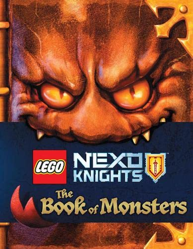 9780241254042: LEGO NEXO KNIGHTS: The Book of Monsters