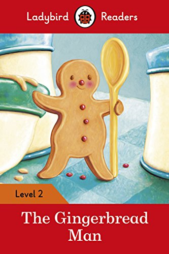 9780241254424: The Gingerbread Man – Ladybird Readers Level 2