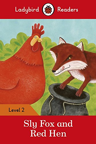 9780241254431: Sly Fox and Red Hen – Ladybird Readers Level 2