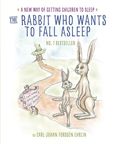 9780241255162: The Rabbit Who Wants to Fall Asleep: A New Way of Getting Children to Sleep