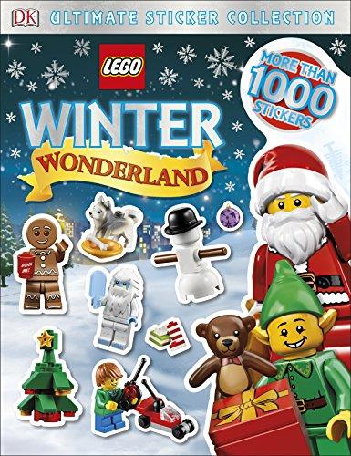 9780241256268: LEGO Winter Wonderland Ultimate Sticker Collection