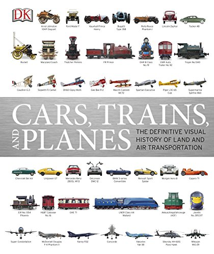 9780241256466: Cars, Trains and Planes