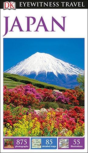 Dk Eyewitness Travel Guide Japan 2 ed