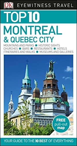 9780241256886: Top 10 Montreal and Quebec City