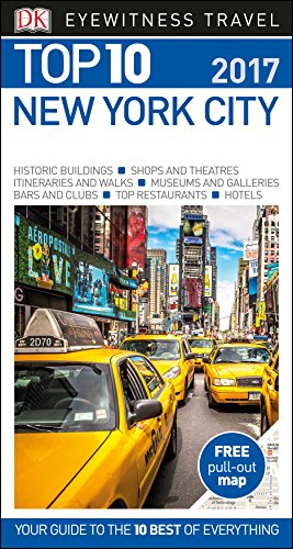 9780241257333: New York City: Top 10 Eyewitness Travel Guide