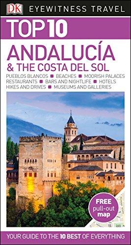 9780241259108: Andalucía & the Costa del Sol. Top 10 eyewitness (DK Eyewitness Travel Guide)