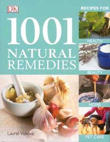 9780241260401: 1001 Natural Remedies (DK Natural Health)