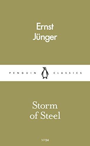 Storm Of Steel (Pocket Penguins): Junger, Ernst