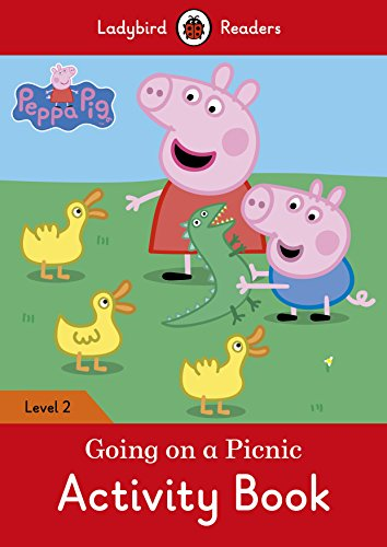 9780241262283: PEPPA PIG: GOING ON A PICNIC ACTIVITY BOOK (LB) (Ladybird)