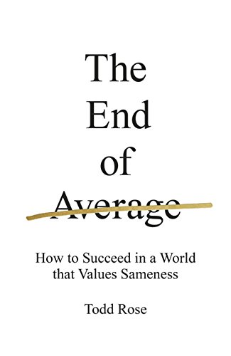 9780241263518: The End of Average
