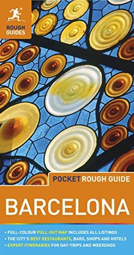 Pocket Rough Guide Barcelona (Paperback)