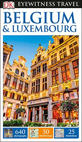 9780241271063: DK Eyewitness Travel Guide Belgium and Luxembourg