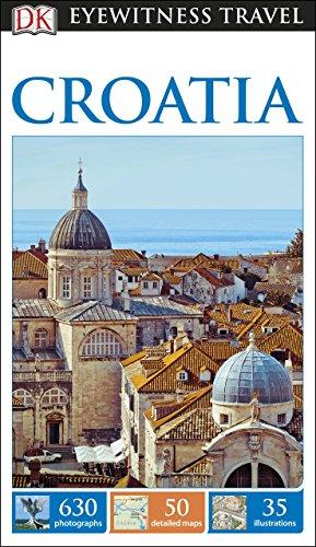 Dk Eyewitness Travel Guide Croatia 2 ed