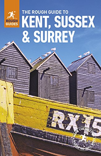9780241272350: The Rough Guide to Kent, Sussex and Surrey (Rough Guides)