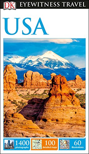 9780241273418: DK Eyewitness Travel Guide USA (Eyewitness Travel Guides)