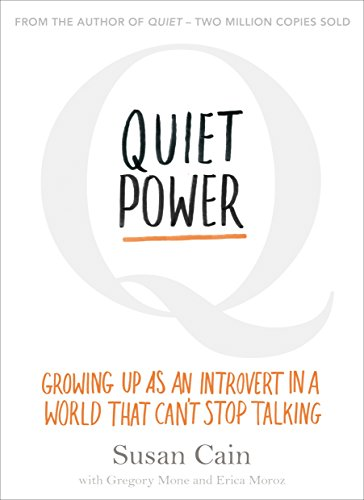 9780241273555: Quiet Power: Growing Up as an Introvert in a World That Can't Stop Talking