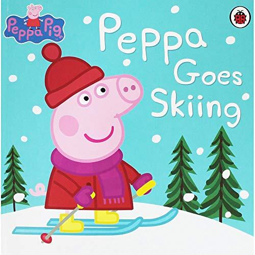 9780241274118: Peppa Pig: Peppa Goes Skiing