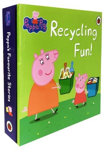 9780241275771: Peppa Pig: (GREEN) Storybook Bag x 10