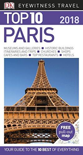 9780241277249: PARIS 2018 TOP 10