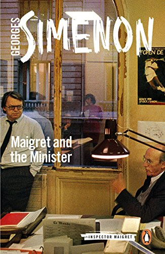 9780241279854: Maigret At The Minister's. Inspector Maigret