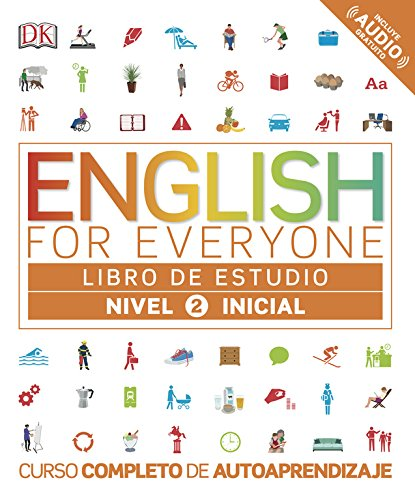 9780241281673: English for everyone (Ed. en español). Nivel Inicial 2 - Libro de estudio