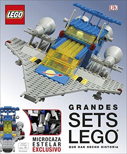 9780241282649: Grandes sets de LEGO® que han hecho historia: Incluye un microcaza estelar exclusivo