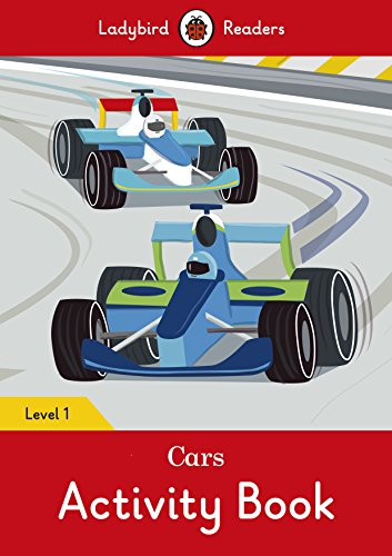 9780241283615: Cars Activity Book - Ladybird Readers Level 1