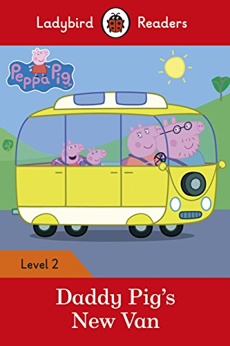 9780241283714: Peppa Pig: Daddy Pig's New Van - Ladybird Readers Level 2