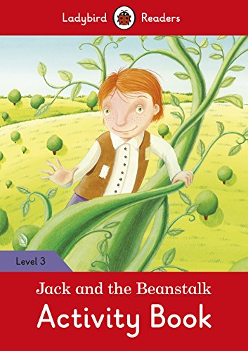 9780241284179: Jack and the Beanstalk Activity Book - Ladybird Readers Level 3