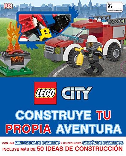 9780241288252: LEGO City: Construye tu propia aventura